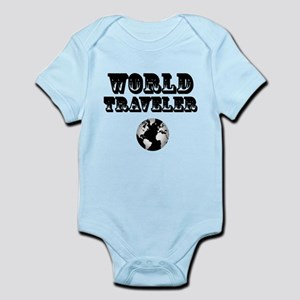 World Traveler Infant Bodysuit