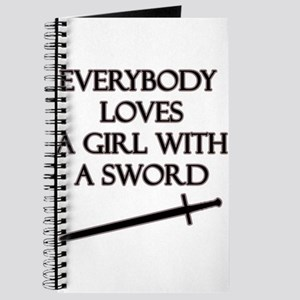 Girl With a Sword Journal