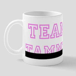 Pink team Tammy Mug