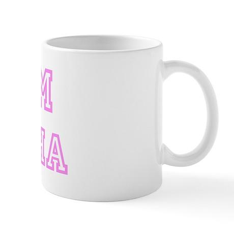 Pink team Marsha Mug