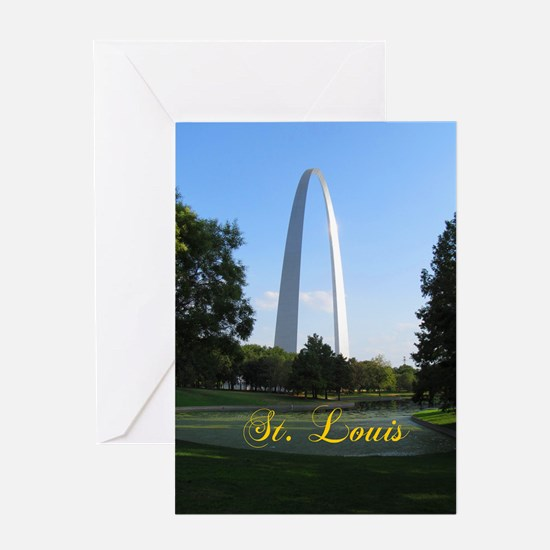 St. Louis Greeting Card