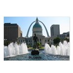 St. Louis Postcards (Package of 8)