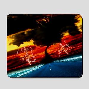 Tornado - Mousepad