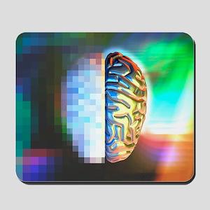 Alzheimer's disease - Mousepad