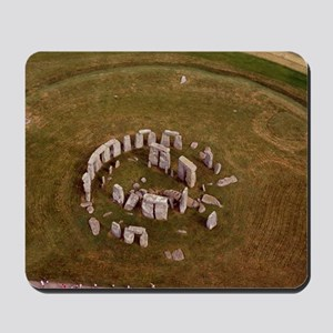 Aerial view of Stonehenge - Mousepad