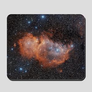 Emission nebula IC 1848 - Mousepad