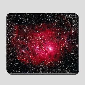 Lagoon nebula M8 - Mousepad