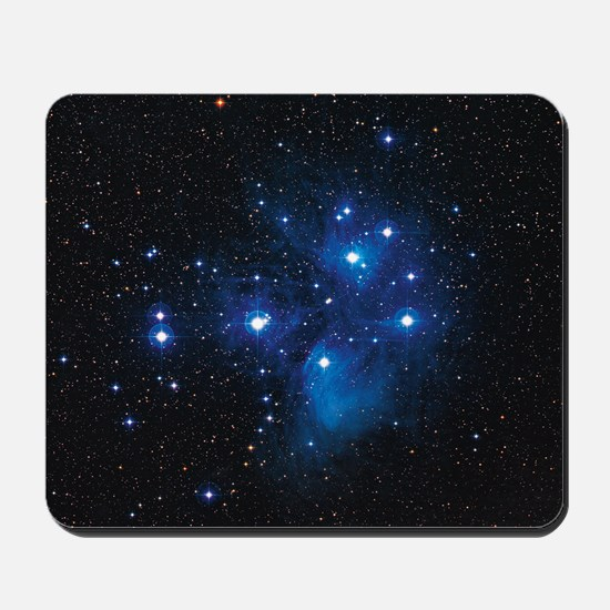 Pleiades star cluster - Mousepad