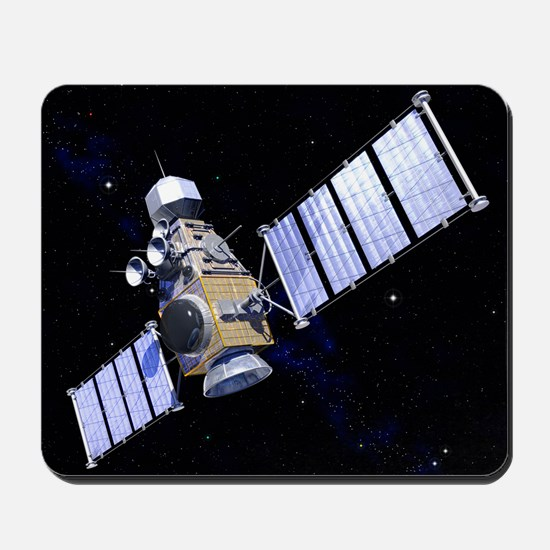 Military satellite - Mousepad