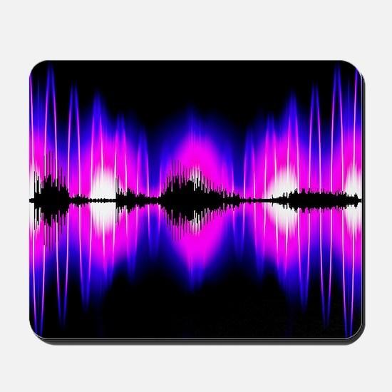 Voice recognition - Mousepad