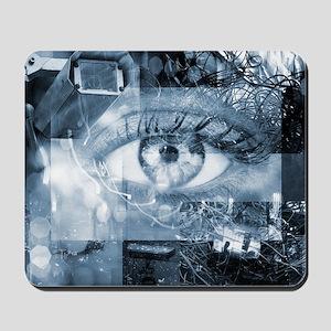 Security surveillance - Mousepad