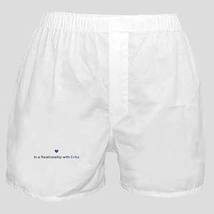 Erika Relationship Boxer Shorts