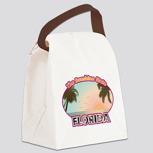FLA4 Canvas Lunch Bag