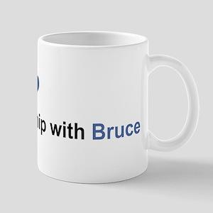 Bruce Relationship Mug