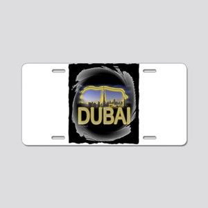i love dubia art illustration Aluminum License Pla