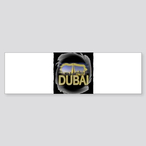 i love dubia art illustration Sticker (Bumper)