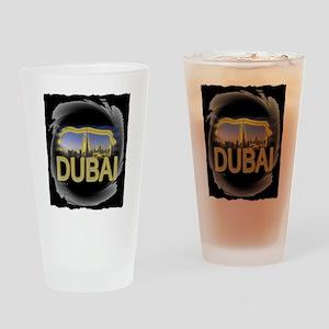 i love dubia art illustration Drinking Glass