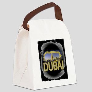 i love dubia art illustration Canvas Lunch Bag