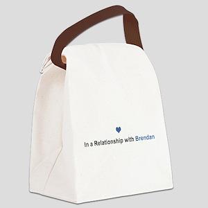 Brendan Relationship Canvas Lunch Bag