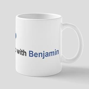 Benjamin Relationship Mug