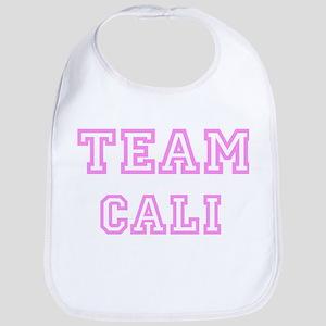 Pink team Cali Bib