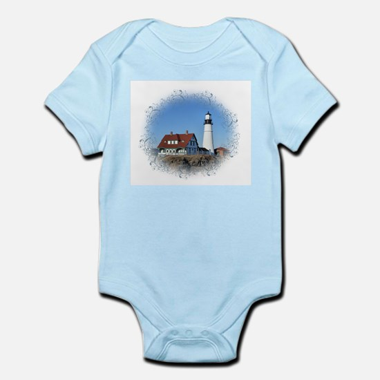 Portland Headlight Body Suit