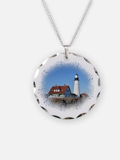 Unique Lighthouse Necklace