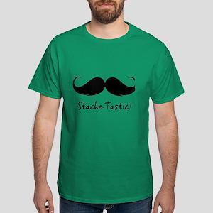 My moStache-tastic! Dark T-Shirt