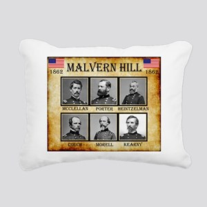 Malvern Hill - Union Rectangular Canvas Pillow