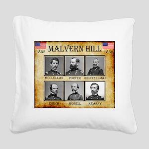 Malvern Hill - Union Square Canvas Pillow