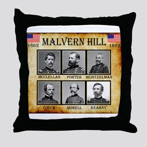 Malvern Hill - Union Throw Pillow