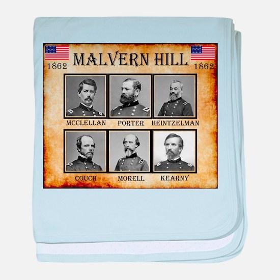 Malvern Hill - Union baby blanket