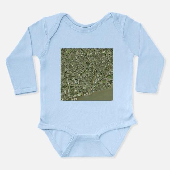 Kingston upon Hull, UK - Long Sleeve Infant Bodysu