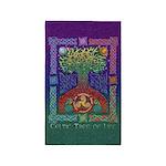 Celtic Tree of Life 3'x5' Area Rug