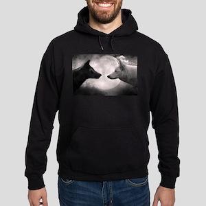 Best selling wolf Hoodie (dark)