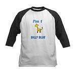 Im 1 Giraffe Kids Baseball Jersey