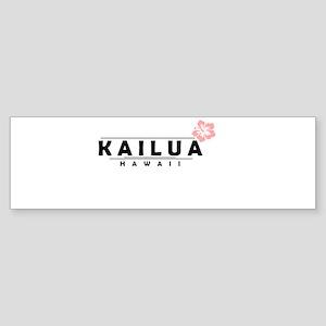 Kailua Hawaii Sticker (Bumper)