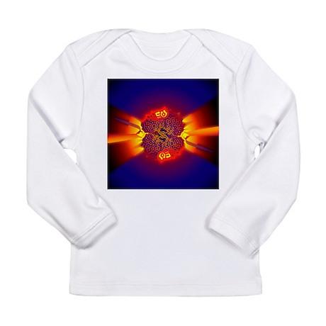 Quantum tunneling - Long Sleeve Infant T-Shirt