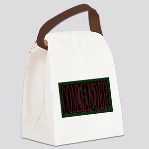 Area 51 Commander Canvas Lunch Bag