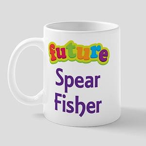 Future Spear Fisher Mug