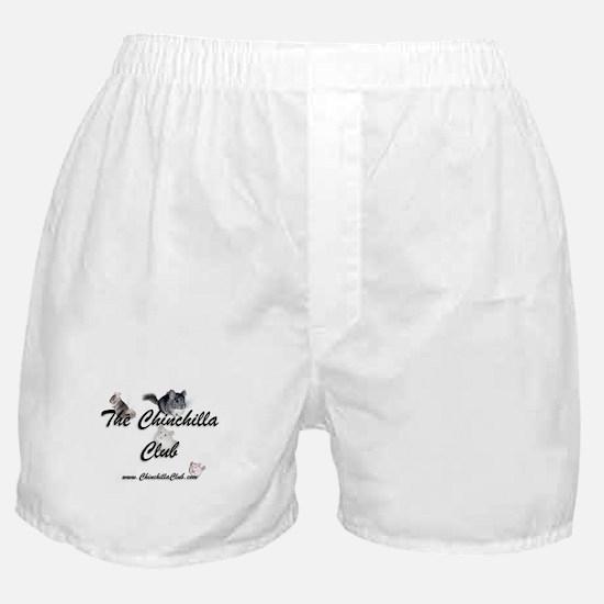 Cute Chinchilla Boxer Shorts
