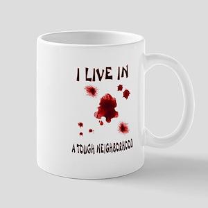 TOUGH HOOD Mug