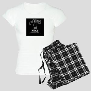 NPCI Logo Women's Light Pajamas
