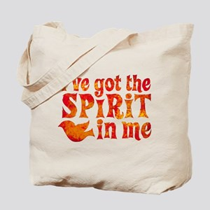 Spirit in Me Tote Bag