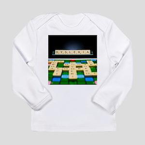 Dyslexia - Long Sleeve Infant T-Shirt
