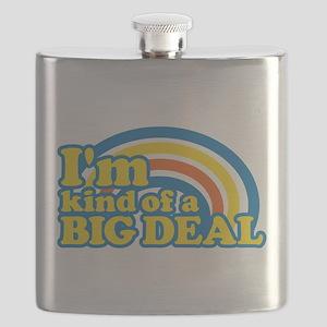 I'm Kinda Of A Big Deal Flask