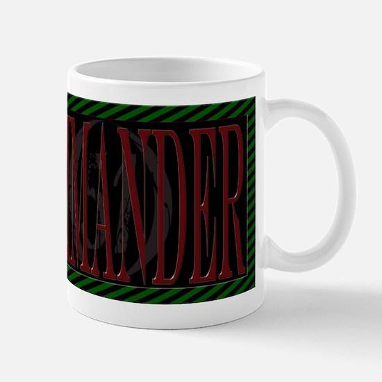 Area 51 Commander Mug