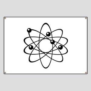 Atom Diagram Model Banner