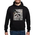 Raccoon Hoodie (dark)