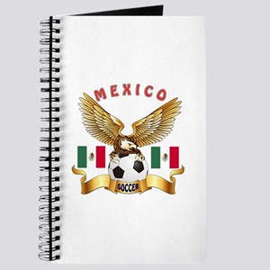 Mexico Football Design Journal